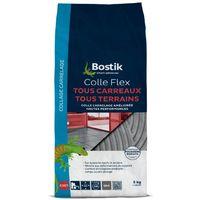 Bostik Colle carrelage tous carreaux tous terrains Formule sans poussière 5kg