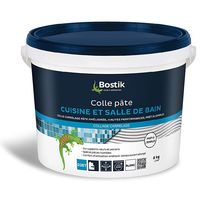 Bostik Colle carrelage cuisine et salle de bain 8kg