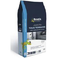 Bostik Joint fin pour carrelage 5kg   Couleur: Blanc