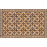 Tapis vinyle Bonny Copper | Taille: 60x100 cm