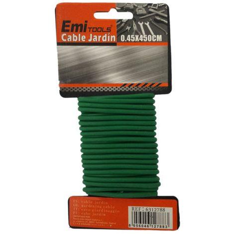 Cable de Jardinería 0,45 x 450 cm