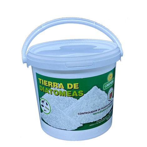 Tierra de Diatomeas GREENDEL 1,5 kg