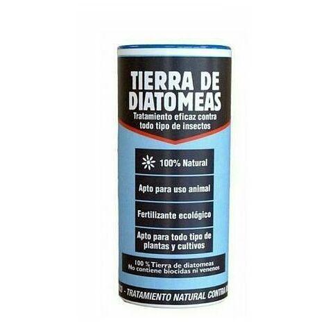Fertilizante ecol¢gico TIERRA DE DIATOMEAS y tratamiento eficaz contra insectos - 300g