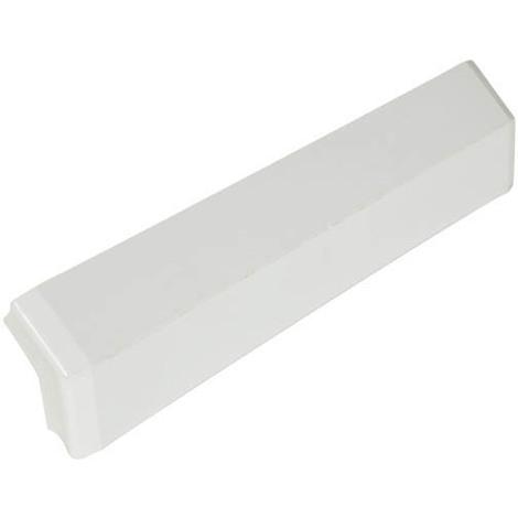 Angle extérieur universel a 135° H415mm blanc