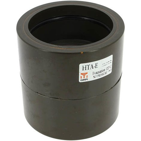 Raccord siphon inox HTA-E Ø110