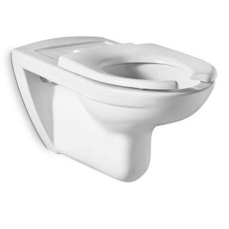 Cuvette WC suspendue rallongée N-F ROCA ACCESS - Blanche