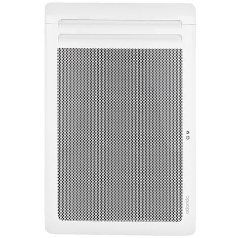 ATLANTIC - Radiateur radiant - Tatou Digital - Vertical - Blanc - 1500W