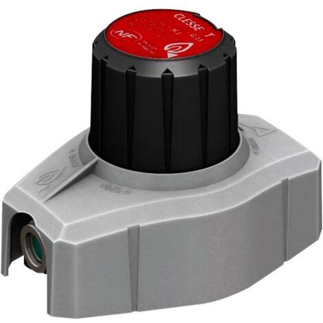 Détendeur fixe sécurité propane 4kg/h 37mb 2ème détente