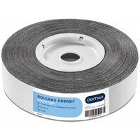 Rouleau d'abrasif grain 100 largeur 38mm longueur 25m