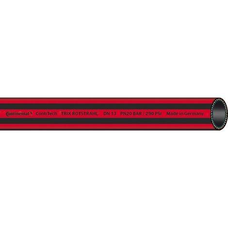 Tuyau d'eau TRIX rouge 19x4mm, 3/4, 40m