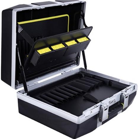 Mallette à outils Superior, Dimensions intérieures : 410 x 485 x 215 mm, Volume environ 51 l, Poids 7000 g