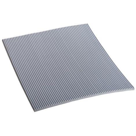 Tapis isolant gris 30 KV 3mm 1000mm 10m