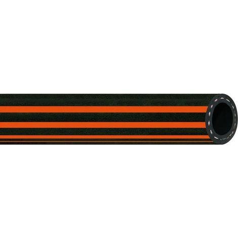 Tuyau polyvalent orange Stripes EPDM 25x4,5mm 40m