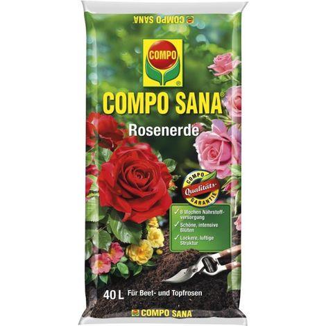 Terreau Rose 40L COMPO SANA (Par 54)