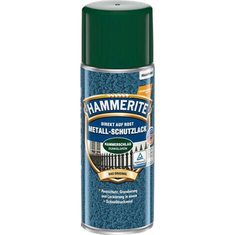Peinture de protection en aérosol vert foncé 400ml HT (Par 6)