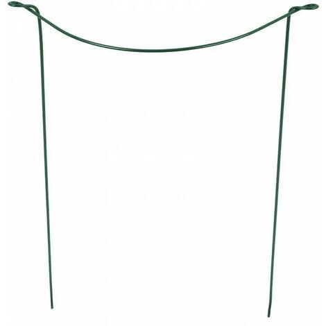 Support plante 70 cm vert (Par 10)