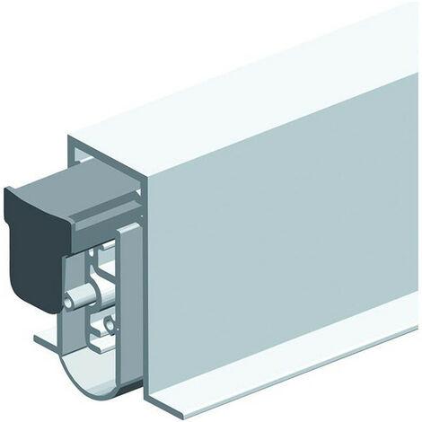Joint de bas de porte automatique EllenMatic Insonorisé 833 mm sans support de montage