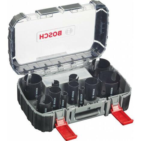 Coffret de 15 Scies-trépan multi construction universal . MC 20-606876 mm Bosch