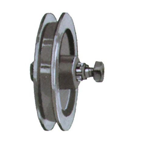 Rouleau porte coulissante 330463 140mm