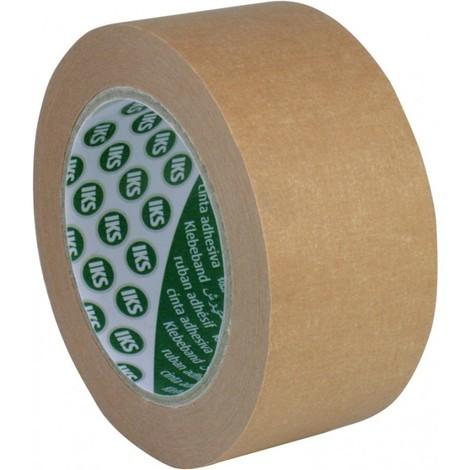Ruban d'emballage K61 50m x 50mm, marron