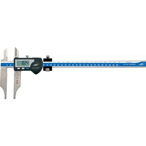 Pied a coulisse Digital 1000mm m.Sp. avec réglage précis HP