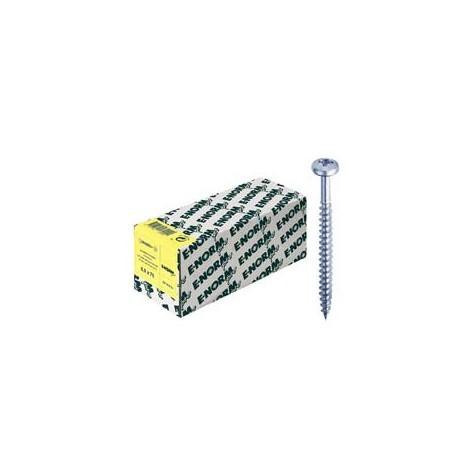 Vis agglo PZ galvanisé 3,5x 20 E-NORMpro (Par 1000)