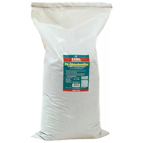 Absorbant d'huile polyuréthane pour utilisation sur route Sac de 40l (env. 16kg) E-COLL 1 PCS