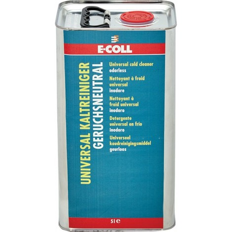 Nettoyant a froid universel neutre 5L E-COLL