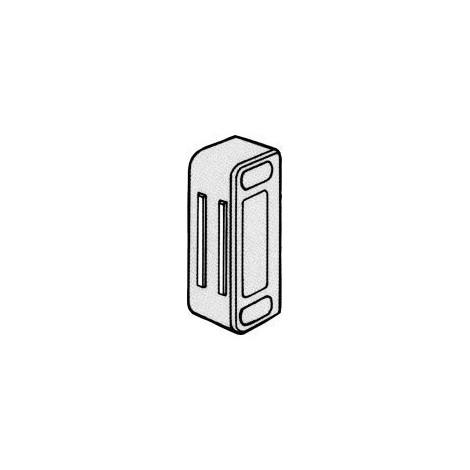 Fermeture aimantée Nr.10 80 40 blanc Raly 4 4Kg (Par 20)