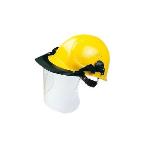 Visierse PELTOR V4F300P3EV, avec.Porte casque