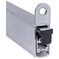 Joint de bas de porte automatique EllenMatic Brush 958 mm avec support de montage