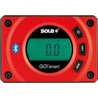 Mini niveau à bulle digital Go smart Clip 75cm Sola