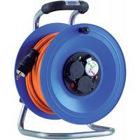 Enrouleur 40m H07BQ-F 3G1,5 Leitung