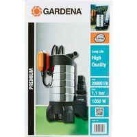 Pompe d'évacuation d'eau usée inox 20000 - Gardena 1802-20