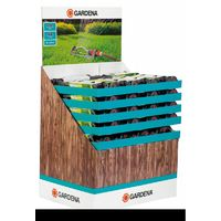 Gardena Arroseur oscillant Polo 220 Classic, multicolore (Par 60)
