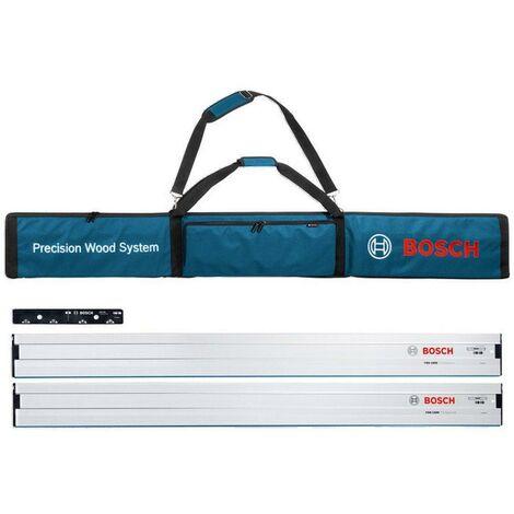 Bosch FSN Bag + 2 x FSN 1600 + 1 x FSN VEL Guide Rail Guide