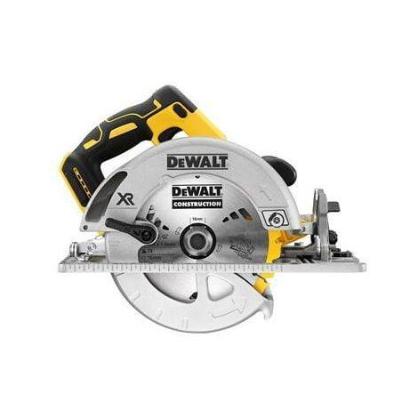 DeWALT DCS572N-XJ 18v XR 184mm Brushless Rail Compatible Circular Saw