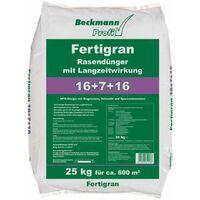 25kg Rasendünger Fertigran 16+7+16 mit Langzeitwirkung für ca.600m²