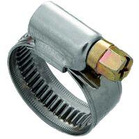 DIN 3017 Industriequalit/ät Bandbreite 9 mm 10 St/ück Schlauchschellen EDELSTAHL W4 V2A Spannbereich /Ø 70-90 mm mit Schneckengewinde ER-BI/®