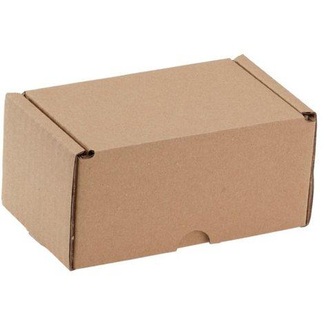 100 Faltkartons 120 x 77 x 63 mm BB125 XS Versandkartons Faltschachteln