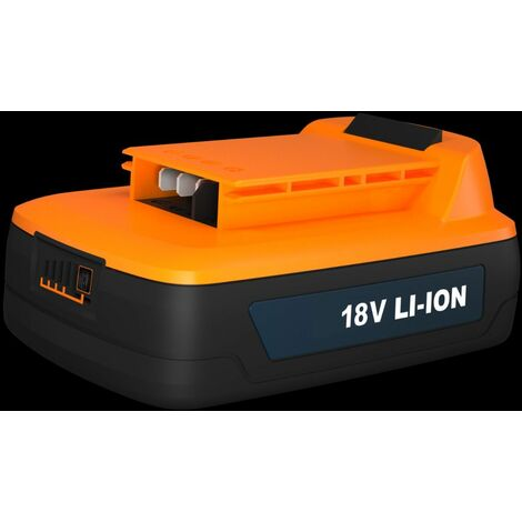 FERM CDA1077S Batterie 18V - 1.5Ah Li-ion pour CDM1114S