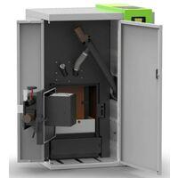 Grupo térmico para pellets BIOMASTER 25 kW - LASIAN