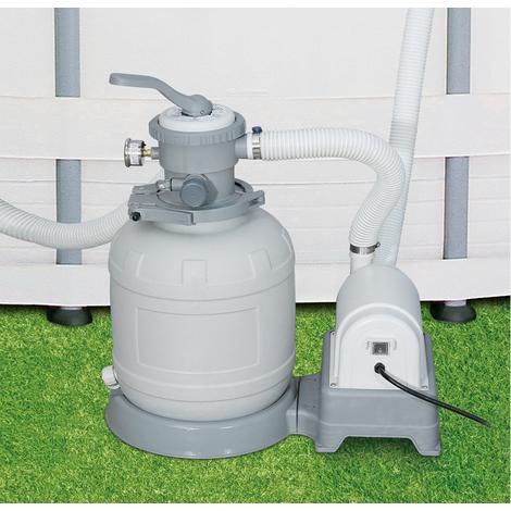 Groupe filtration à sable ST1600 - 5,1m3/h