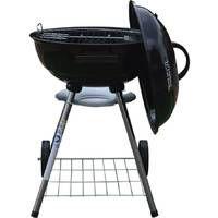 """Barbecue charbon de bois """"Royal"""" - Dia 44 cm - Noir"""