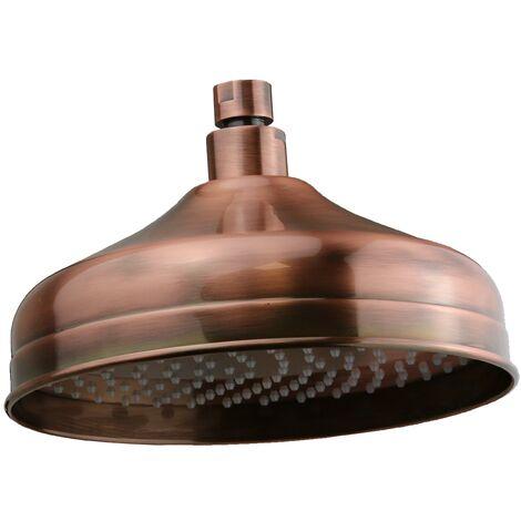 Alcachofa de ducha en acabado cobre de estilo antiguo Sphera Lord AC SD4102003RA | cobre