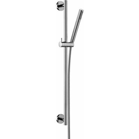 Barra deslizante para ducha Paffoni Light ZSAL135 | Cromo