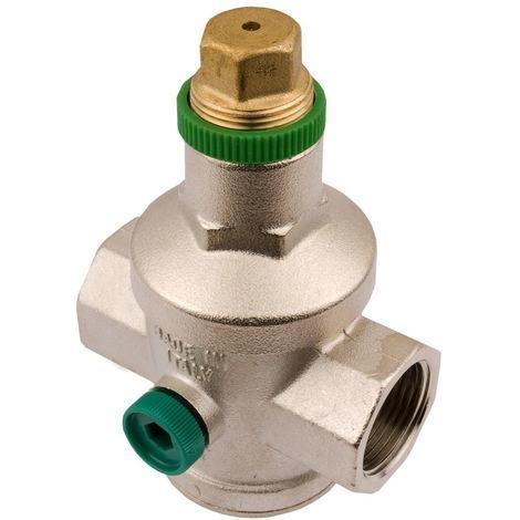 Adjustable Pressure Reduction Valve 3/4 inch BSP Female Reduce to 0.5-5 BAR