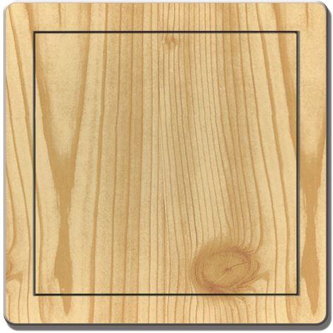 150x200mm Durable ABS Plastic Access Inspection Door Panel Pine Color