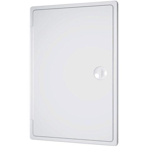 150x200mm Thin Access Panels Inspection Hatch Access Door Plastic Abs