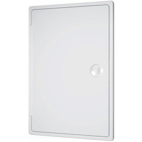 250x250mm Thin Access Panels Inspection Hatch Access Door Plastic Abs